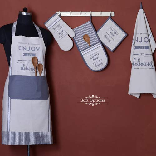 Made in India kitchen linen