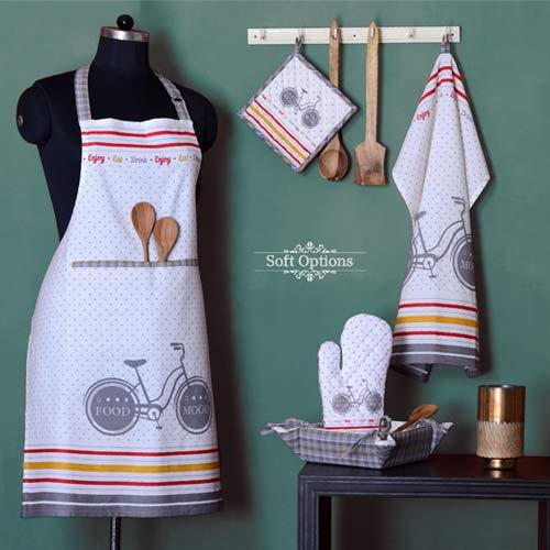 Kitchen linen in USA
